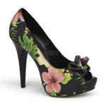 The Lolita-11 in a flirty floral print